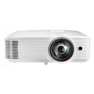 Optoma projektor X309ST (DLP, FULL 3D, XGA, 3 700 ANSI, HDMI, VGA, RS232, 10W speaker)