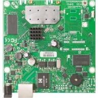 MikroTik RouterBOARD RB911G-5HPnD, 600MHz CPU, 32MB RAM, 1x LAN, integr. 5GHz Wi-Fi, vč. L3 licence