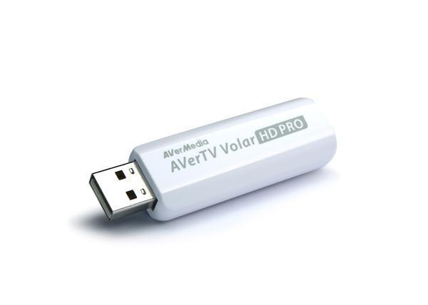 AVERMEDIA AVerTV Volar HD PRO, TV tuner USB (DVB-T, HDTV)