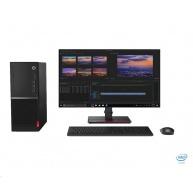 LENOVO PC V530 Tower - i3-9100@3.6GHz,4GB,128SSD,DVD,HDMI,VGA,DP,kl.+mys,W10P,1r on-site
