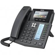 "Fanvil IP telefon X5S, 6 SIP, 3,5"" LCD, 10/100/1000 Mbps, PoE"