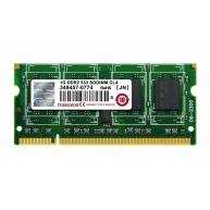 SODIMM DDR2 512MB 533MHz TRANSCEND 1Rx8, CL4