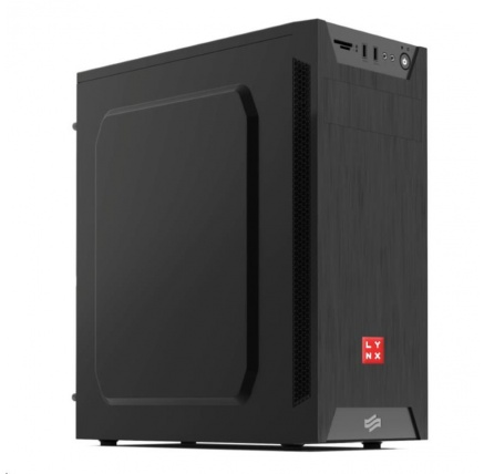 LYNX Challenger i3-9100F 8GB 240G SSD 1T RX570 4G