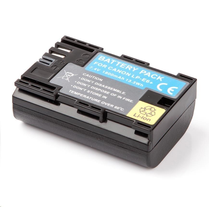 MadMan Baterie pro Canon LP-E6