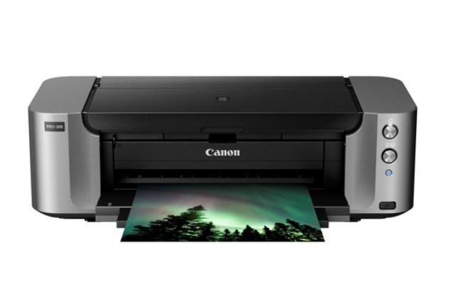 Canon PIXMA Tiskárna PRO-100S - barevná, SF, USB, LAN, Wi-Fi