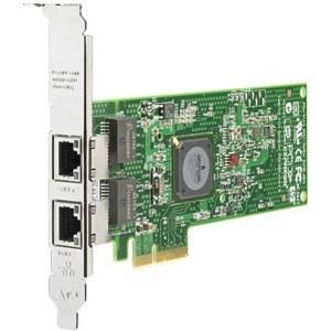HP NC382T PCI Express Dual Port Multifunction Gigabit Server Adapter HP RENEW 458492-B21