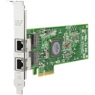 HP NC382T PCI Express Dual Port Multifunction Gigabit Server Adapter HP RENEW 458492-B21