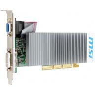 MSI VGA NVIDIA GeForce N6200, DDR2 512, VGA, DVI, pasiv - Rozbaleno
