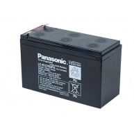 Baterie - Panasonic LC-P127R2P (12V/7,2Ah - Faston 187)