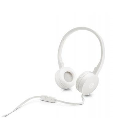 HP H2800 White Headset - REPRO