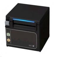 Seiko pokladní tiskárna RP-E11, řezačka, Přední výstup, USB, černá