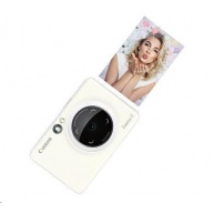 Canon Zoemini S instatní fotoaparát - bílý - Essentials kit