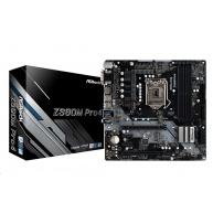 ASRock MB Sc LGA1151 Z390M PRO4, Intel Z390, 4xDDR4, VGA, mATX