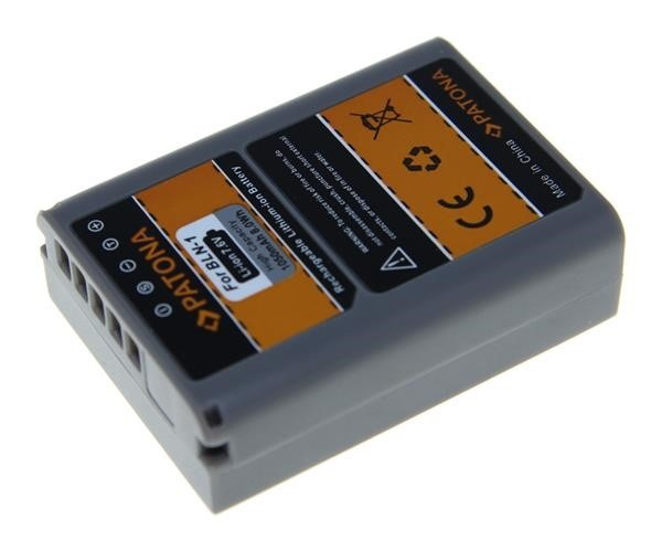 Fotobaterie Patona pro Olympus PS-BLN1 1050mAh Li-Ion