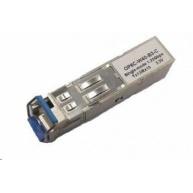 SFP WDM transceiver 1,25Gbps, 1000BASE-BX10, SM, 3km, TX 1550nm, LC simp., 0 až 70°C, 3,3V, Cisco komp., DMI
