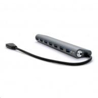 iTec USB 3.0 Hub 7-Port se síťovým zdrojem