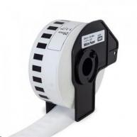 PRINTLINE kompatibilní etikety s Brother DK-22210, papírová role 29 x 30,48m
