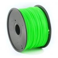 GEMBIRD Tisková struna (filament) ABS, 1,75mm, 1kg, zelená