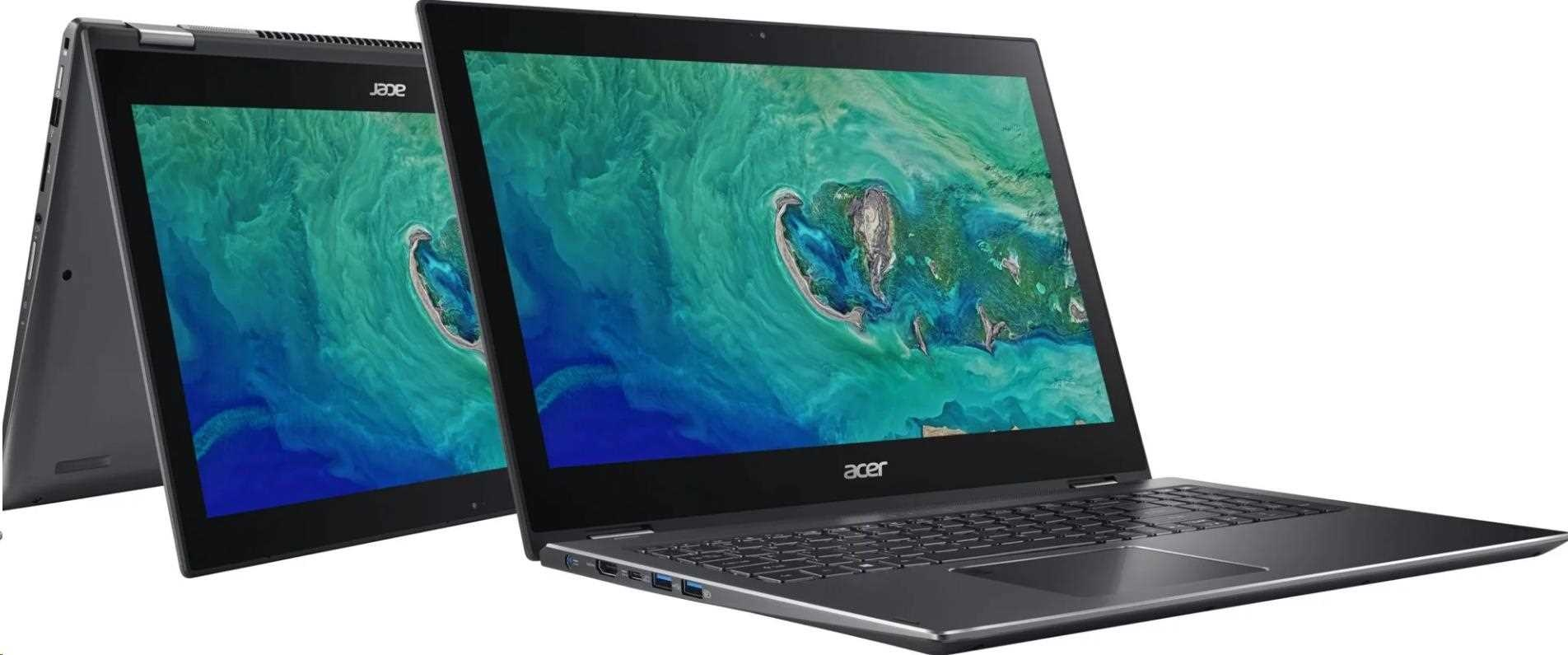 "ACER NTB Spin 5 (SP515-51N-82GE) - i7-8550U@1.8GHz,15.6"" FHD IPS touch,8GB,1THDD54,Intel Optane,HD Graphics,backl,W10H"