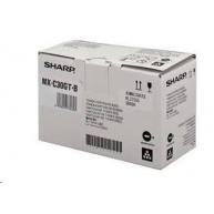 Sharp cartridge toner čierny (6.000 kópií) MX-C250FE, C300WE, C300PE