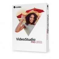 VideoStudio 2021 Pro ML EU EN/FR/IT/DE/NL - BOX