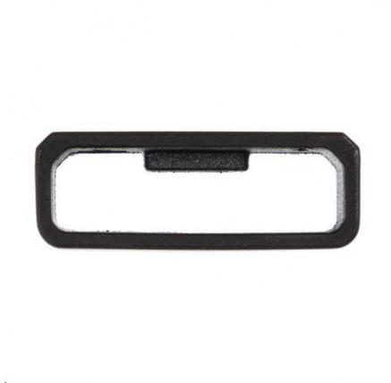 Garmin Keeper, vivosmart Optic Black (černé poutko k řemínku pro vivosmart