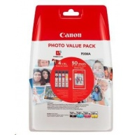 Canon BJ CARTRIDGE CLI-581XL BK/C/M/Y PHOTO VALUE BLISTER