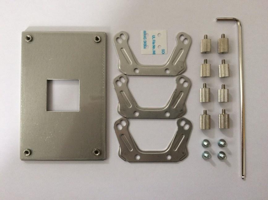 Chladič Zalman AM4 přídavný modul - kit (CNPS2X; CNPS8900 QUIET)