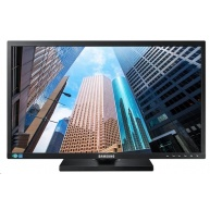 "SAMSUNG MT LED LCD 24"" S24E650X - plochý, PLS, 1920x1200 (16:10), 4ms, display port, DVI, USB"