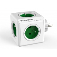 Allocacoc PowerCube Original Green