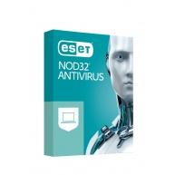 ESET NOD32 Antivirus 2 licence na 1 rok