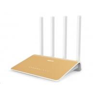 Netis 360R AC1200 AP/Router, 4x GLAN, 1x GWAN, 802.11b/g/n/ac, 2.4GHz + 5 GHz, 4x 5dBi anténa, 1x USB