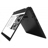"LENOVO ThinkPad X13 Yoga 1gen - i5-10210U@1.6GHz,13.3"" FHD IPS touch,8GB,512SSD,HDMI,ThB,camIR,backl,LTE,W10P,3r on"