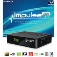 AMIKO SET TOP BOX DVB-T/T2/C Amiko Impulse H265