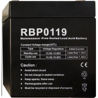 CyberPower náhradní baterie (12V/5Ah) pro BU600E, UT650E, UT650EG, UT1050E, UT1050EG (kompatibilní s RBP0118, RBP0046)