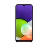 Samsung Galaxy A22 (A225), 128 GB, LTE, černá