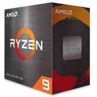 CPU AMD RYZEN 9 5950X, 16-core, 3.4 GHz (4.9 GHz Turbo), 72MB cache (8+64), 105W, socket AM4, bez chladiče
