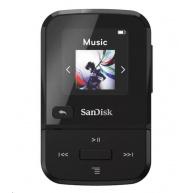 SanDisk Clip Sport Go MP3 Player 32GB, Black