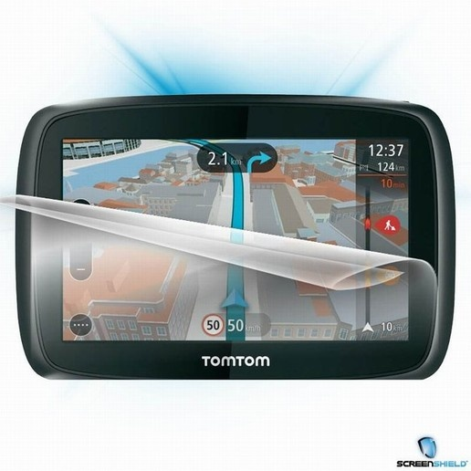 ScreenShield fólie na displej pro TOMTOM GO 600