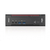 FUJITSU PC Q558 - i5-8500T@3.5GHz 6C, 8GB, 256SSD, DVDRW, 2xDP, DVI, W10PR  USFF - ultra small form factor