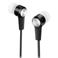 GENIUS sluchátka s mikrofonem HS-M228/ černobílá/ 4pin 3,5 mm jack