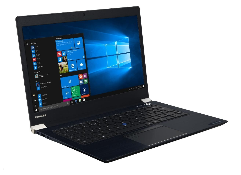 "Toshiba (CZ) NB Portégé X30-E-12N, IPS 13.3"" FHD Touch,i7-8550U,16GB,512SSD-PCIe,HD620,LTE,W10P-3r-on-site"