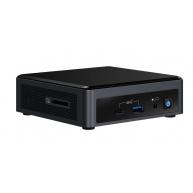 Intel NUC 10i7FNKPA - Barebone i7/8GB RAM/256GB SSD/Bluetooth 5.0/Win10Home/EU kabel - mini PC