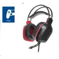 SPEED LINK herní sluchátka SL-450312-BK DRAZE Gaming Headset - for PS4, black