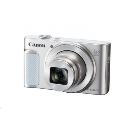 Canon PowerShot SX620 HS, 20.2 Mpix, 25x zoom - bílý