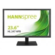 "HANNspree MT LCD HL247HPB 23,6"" 1920x1080, 16:9, 250cd/m2, 1000:1 / 10M:1, 5 ms"
