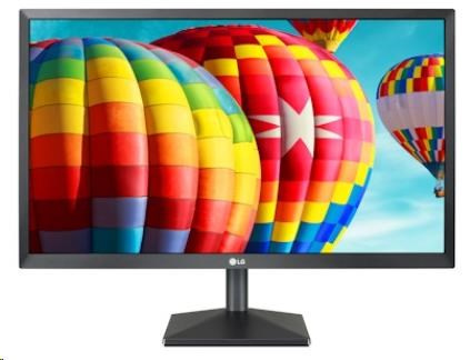 "LG MT LCD LED 23,8""  24MK400H  250cd, 1920x1080, D-Sub, HDMI"