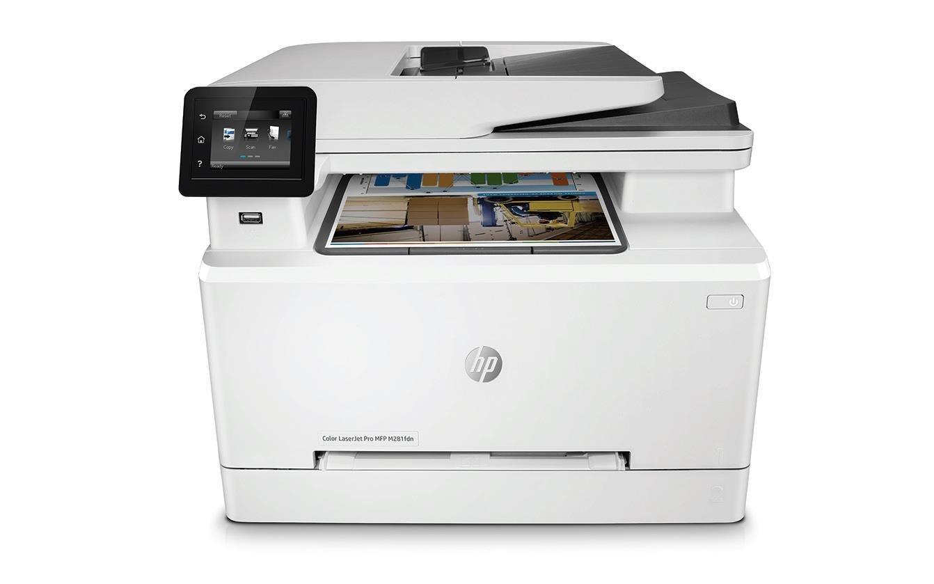 HP Color LaserJet Pro MFP M281fdn (A4, 21 ppm, USB 2.0, Ethernet, Print/Scan/Copy/fax, Duplex)