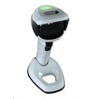 Zebra DS9908-HD, 2D, HD, multi-IF, kit (USB), bílá