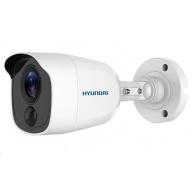 HYUNDAI analog kamera, 2Mpix, 25 sn/s, obj. 2,8mm (100°), HD-TVI, DC12V, IR 20m, IR-cut, DNR, IP67